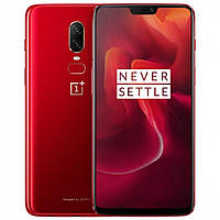 OnePlus 6 8/128GB Amber Red 3 мес.