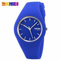 Женские часы Skmei 9068 Blue 40mm (Original)!, фото 1