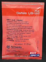 Пивные дрожжи Safale US-05, 11,5г