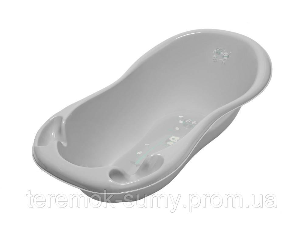 Ванночка Tega Owl SO-005 LUX 102 cm с термометром 106 gray