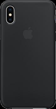 """Накладка iPhone Х """"Original Case"""" Черный"""