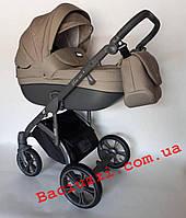 Детская универсальная  коляска  2 в 1 Roan Soft NEW Beige Dots
