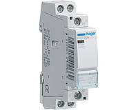 Контактор стандартный 25А, 2НО, 230В, 1М (Hager)