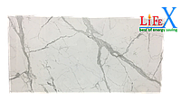 Керамический био конвектор инфракрасный LIFEX ТКП900 (белый мрамор)