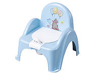Горшок-стульчик Tega Forest Fairytale FF-007 108 light blue