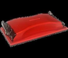 Брусок шлифовальный для сетки абразивной 105х210 мм
