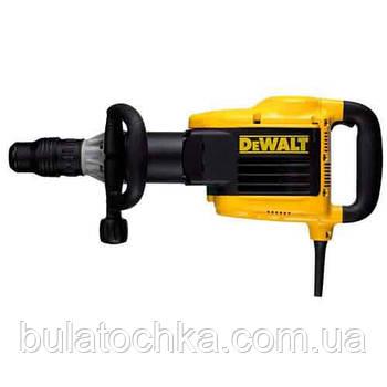 Молоток отбойный SDS-MAX 1500 Вт 9.9 кг DeWALT D25899K