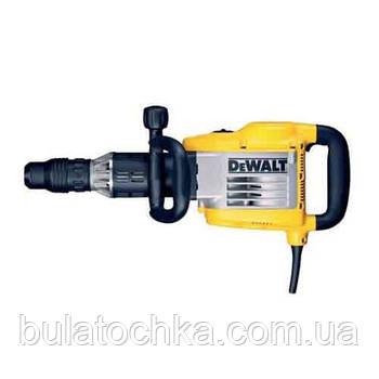 Молоток отбойный SDS-MAX 1550 Вт 10.5 кг DeWALT D25902K
