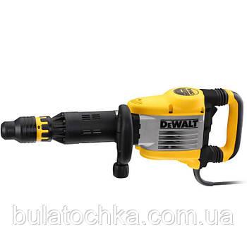 Молоток отбойный SDS-MAX 1600 Вт 13.3 кг DeWALT D25951K