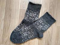 Носки из козьего пуха, теплые зимние носочки , фото 1
