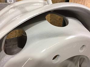 Піскоструменева обробка (піскоструй) та пофарбування автомобільних дисків