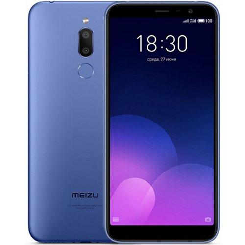 Смартфон Meizu M6T 32Gb Blue Global version (EU) 12 мес