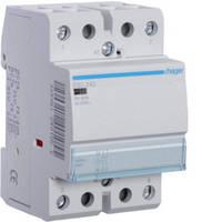 Контактор стандартный 40А, 2НО, 230В, 3М (Hager)