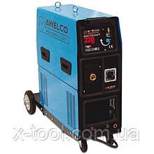 Пoлупрофессиональный однофазный сварочный полуавтомат MASTERCRAFT 220 SALDATRI AWELCO N12150 (Италия)