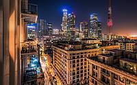 Обои Ночной мегаполис