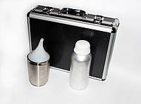 Набор для химической полировки фар (полировка паром)  в кейсе, фото 1