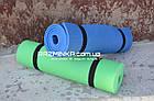 Компактный каремат Аэробика 150х50см, толщина 8мм, фото 2