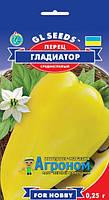 Семена перца сладкого Гладиатор, ранний 0,25 г, GL SEEDS, Украина