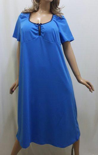 279e55b65d7e8c0 Ночная рубашка, сорочка женская хлопковая длинная, размеры от 54 до ...