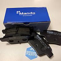 Тормозные колодки дисковые задние Geely Emgrand EC7 Mando, фото 1