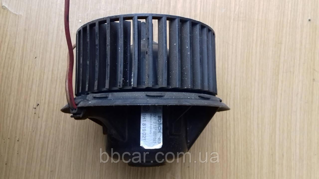 Моторчик печки  Volkswagen  Golf 3 Bosch 1H1-819-021