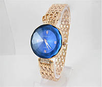 Женские часы Baosaili Queen 32mm Gold/Blue.