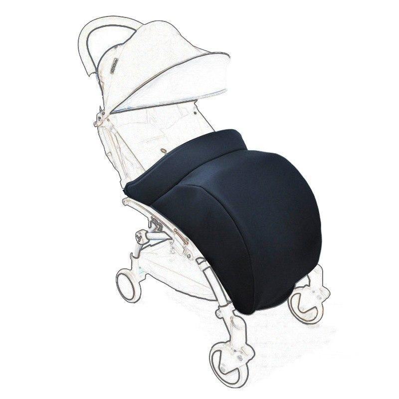 Зимняя теплая накидка (чехол) для коляски Yoya