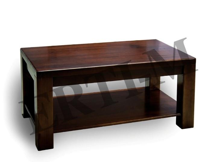 """Кофейный столик """"Роберто"""" из массива дерева"""