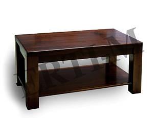 """Кавовий столик """"Роберто"""" з масиву дерева"""