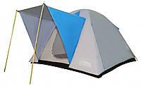 Палатка туристическая 4х местная KILIMANJARO SS-06Т-098-3 4м для походов и туризма