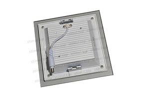 Светильник светодиодный точечный Down Light 6W Glass 4000К квадрат 125х125х45 мм, фото 2