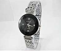 Женские часы Baosaili Queen 32mm Silver/Black.