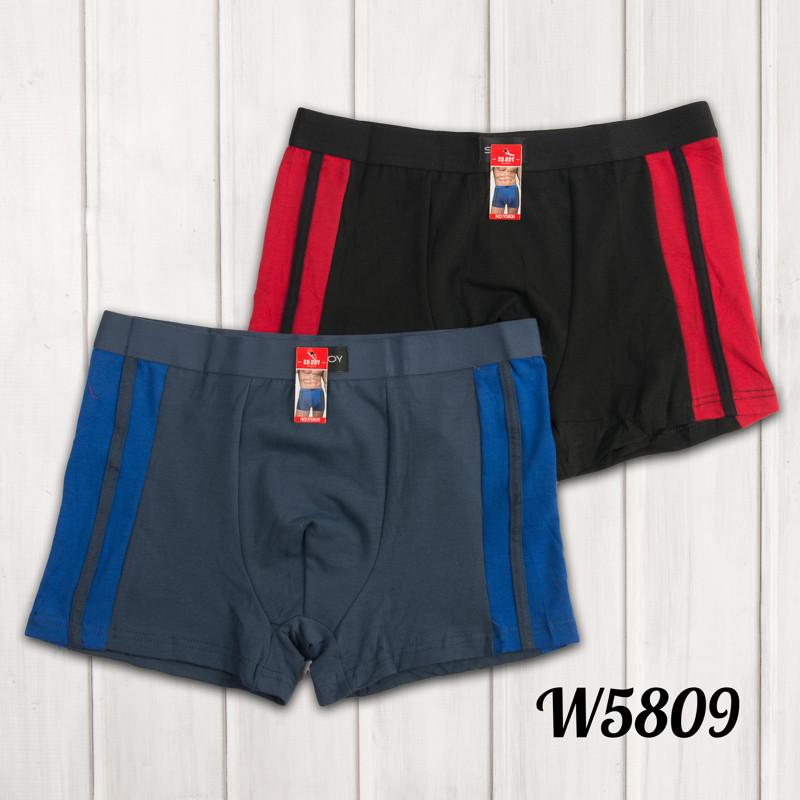 Оригинальные трусы шорты-транки мужские оптом SD.Boy W5809