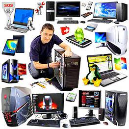 Сборка, настройка, ремонт, обслуживание и модернизация компьютерной техники