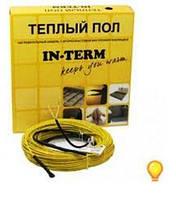 Тонкий  кабель для теплого пола IN THERM 870W 44m
