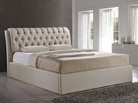 "Кровать 1,6 ""Кэмерон"" (брокард) с под.механизмом"