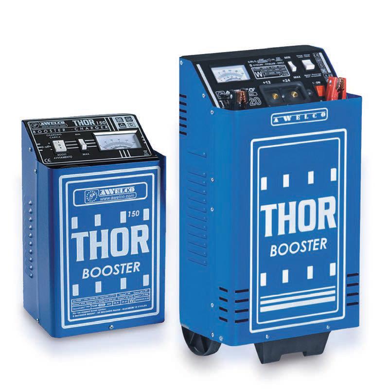 Пуско-зарядные устройства THOR 450 AWELCO 75210 (Италия)