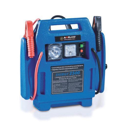 Переносний пристрій-стартер CB/AVV ENERGY 2000 AWELCO 80200 (Італія/Китай)