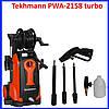 ☑️ Мойка высокого давления Tekhmann PWA-2158 turbo