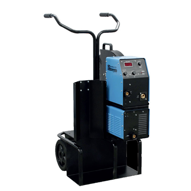 Зварювальний апарат MIG — MAG -ММА з функцією аргонодугового зварювання MIG 350 Awelco
