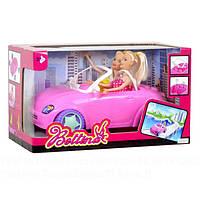 Кукла Барби с машиной кабриолет 68086