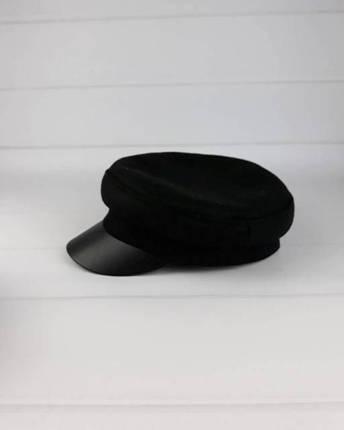 Кепи шерсть черная, фото 2
