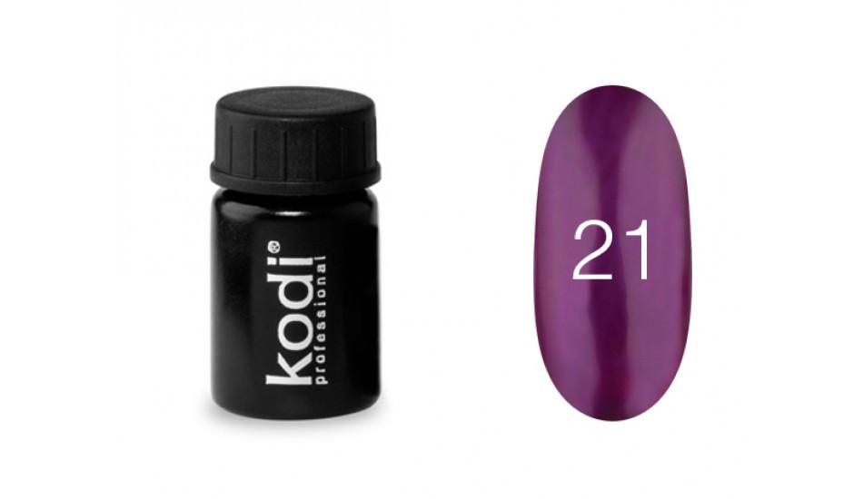 Гель краска Kodi professional №21