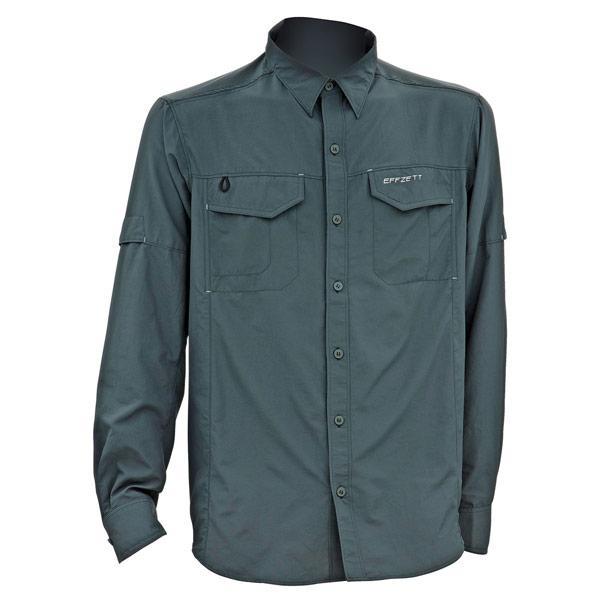Рубашка дышащая DAM Effzett Airdry УФ-защита XL