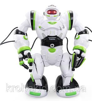 Робот Feng Yuan Robot Wisdom (белый с зеленым), фото 2