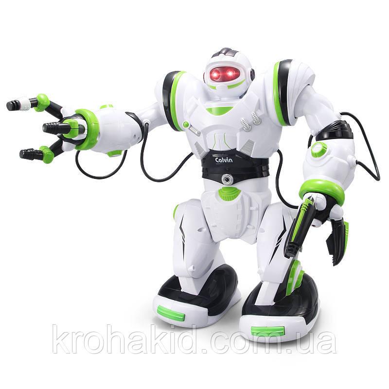 Робот Feng Yuan Robot Wisdom (белый с зеленым)