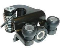 Ролик сдвижной двери Renault Master 1998-2010 средний (ремкомплект ролики)
