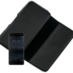 Чехол на пояс Valenta для Nokia 5 Dual Sim Черный (C918M8-16)