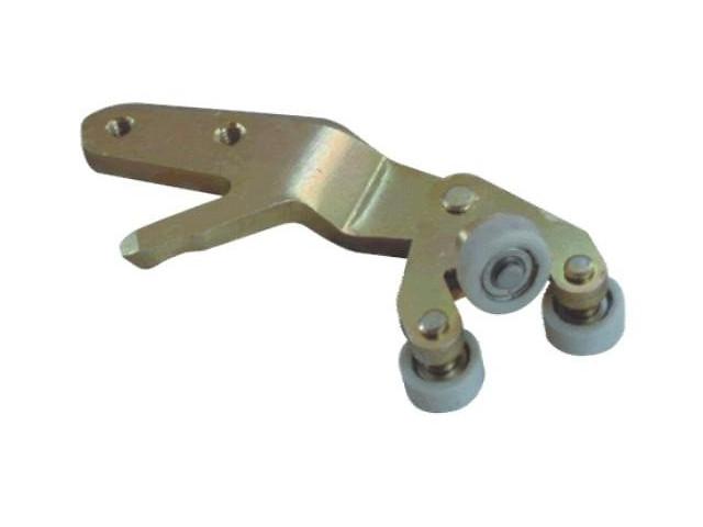 Ролик сдвижной двери Fiat Ducato 1994-2002 нижний KEMP