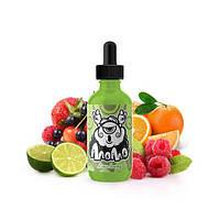 Жидкость для электронных сигарет без никотина Momo 0мг 60мл итальянский лаймовый щербет посыпанный сочными ягодами